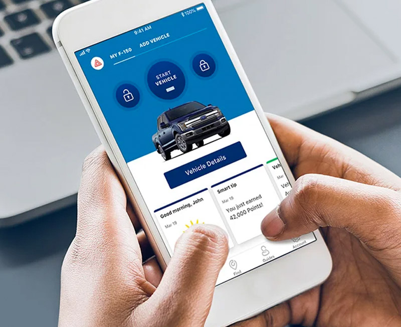 FordPay and Ford Credit Information