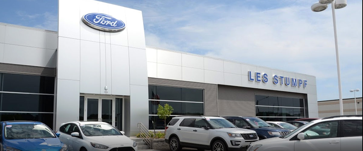 Les Stumpf Ford - 3030 W College Ave Appleton,	WI 54914