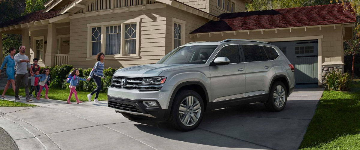 2018 Volkswagen Atlas header