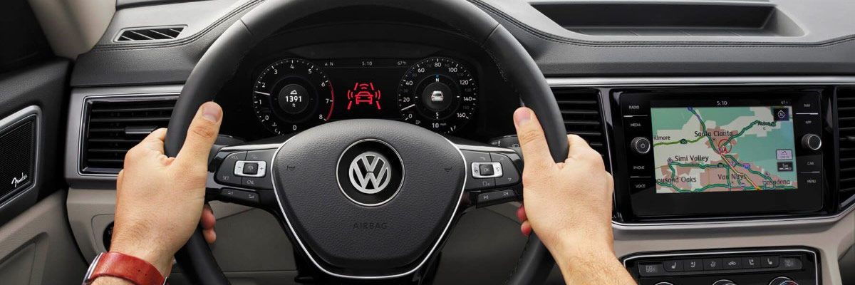 2018 Volkswagen Atlas Safety Features