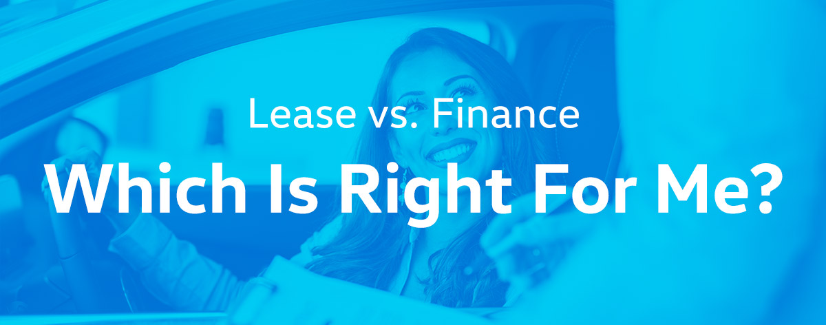 Lease Vs. Buy - Which Is Right For Me? Header
