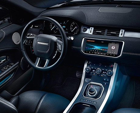 New 2018 Range Rover Evoque Buy A Land Rover Near Pittsburgh Pa