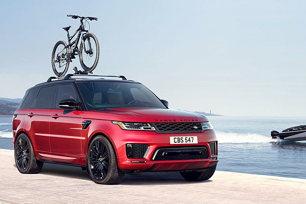2019 Range Rover - Exterior & Interior Features