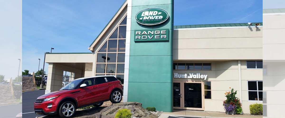 Land Rover Hunt Valley - 10260 YORK RD COCKEYSVILLE,	MD	21030