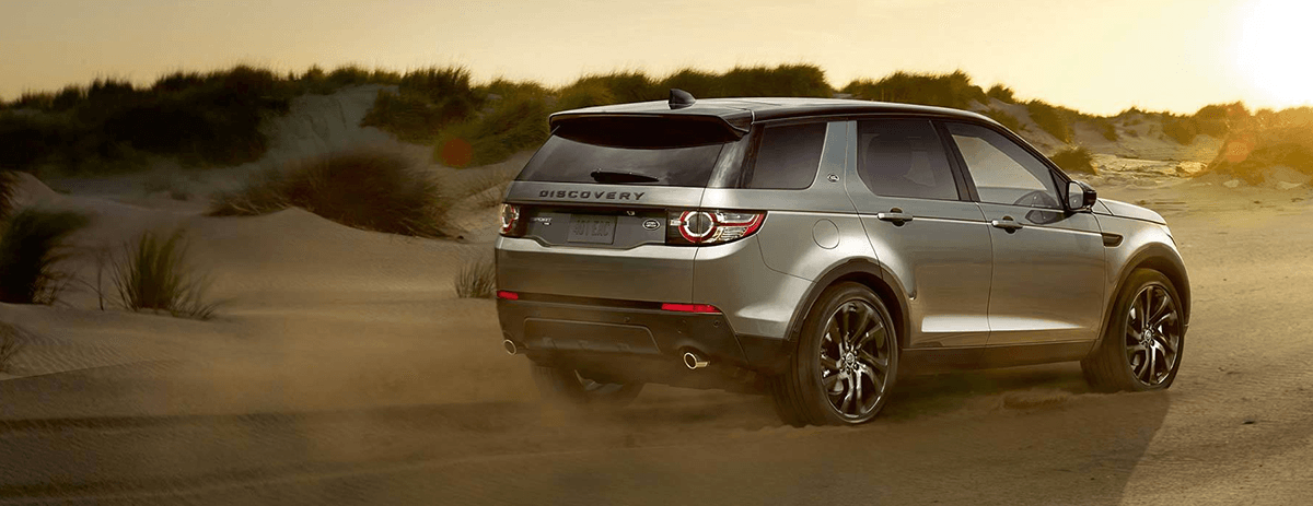 2018 Discovery Sport Style & Performance