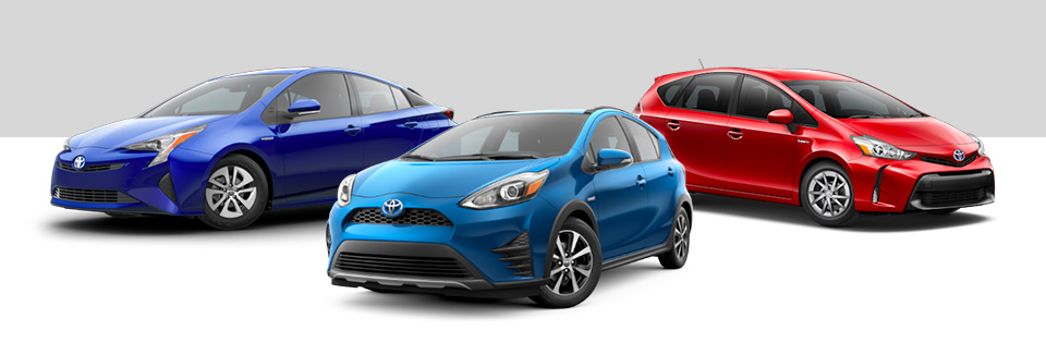Explore the Toyota Prius Lineup in Bay City, MI