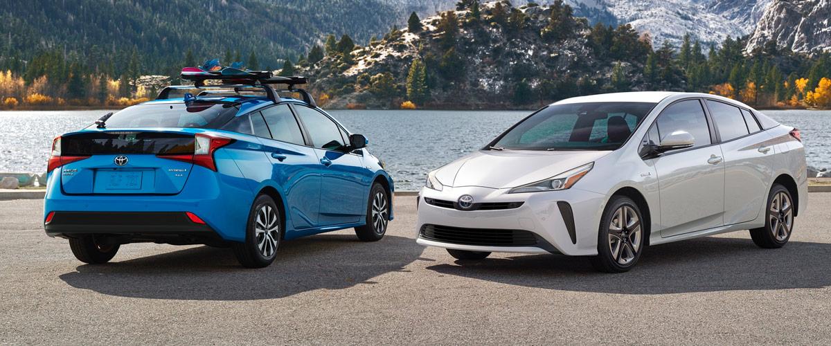 New Toyota Prius Models New Toyota Hybrid Sales In Bay City Mi