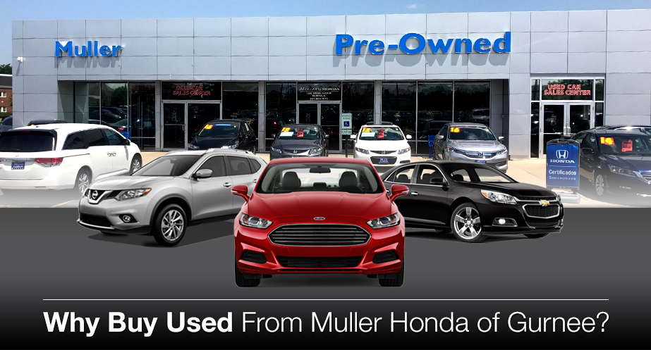 Buy A Used Honda Near Highwood IL