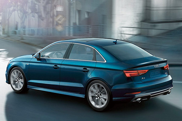 The 2018 Audi A3 safety