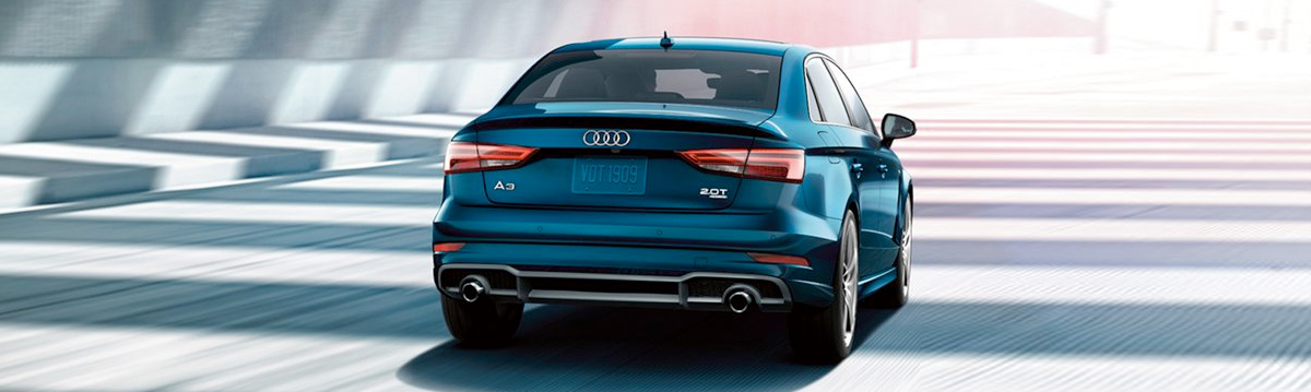 The 2018 Audi A3 performance