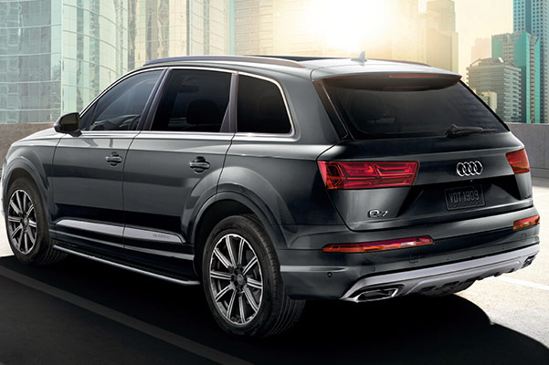 2019 Audi Q7 Specs, Performance & Safety