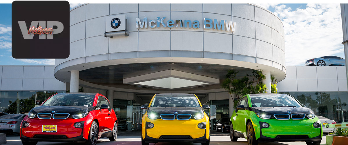 Why Buy from McKenna BMW header