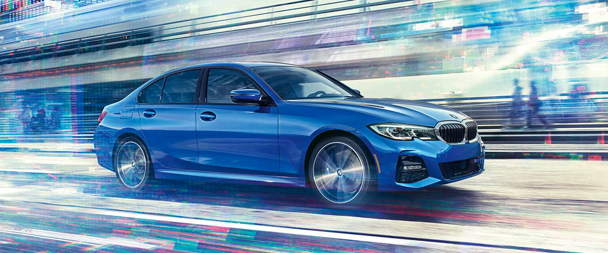 2019 BMW 3 Series footer