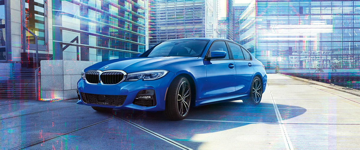 2019 BMW 3 Series header
