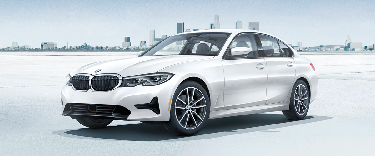 2020 BMW 3 Series footer
