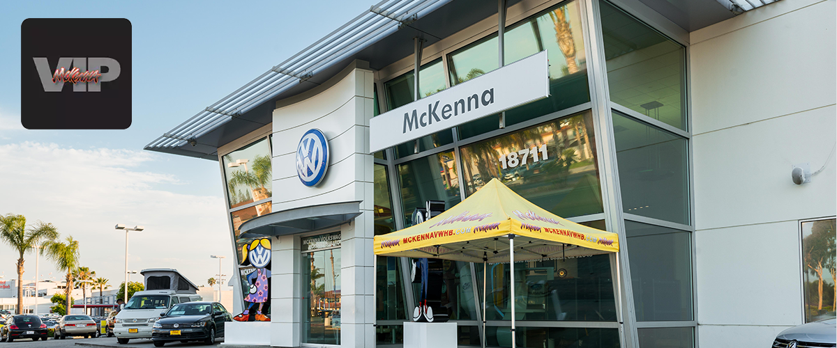 McKenna Volkswagen Huntington Beach