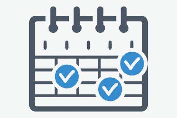 Maintnance Schedule