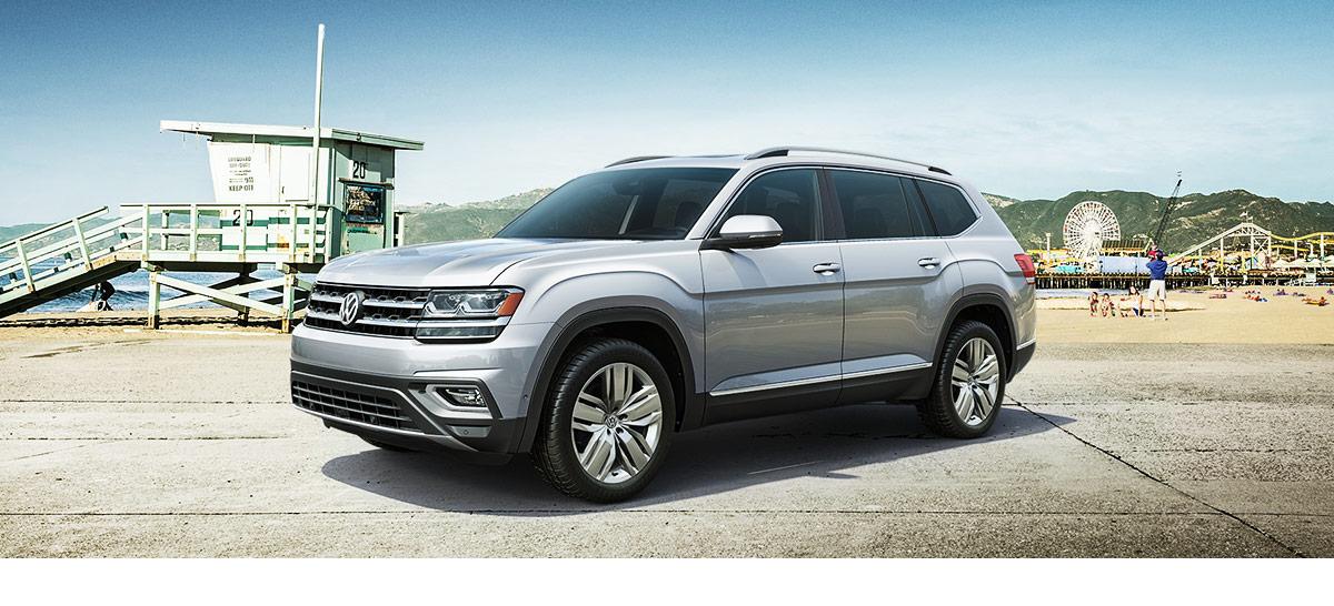 2018 Volkswagen Atlas 2.0T S Header