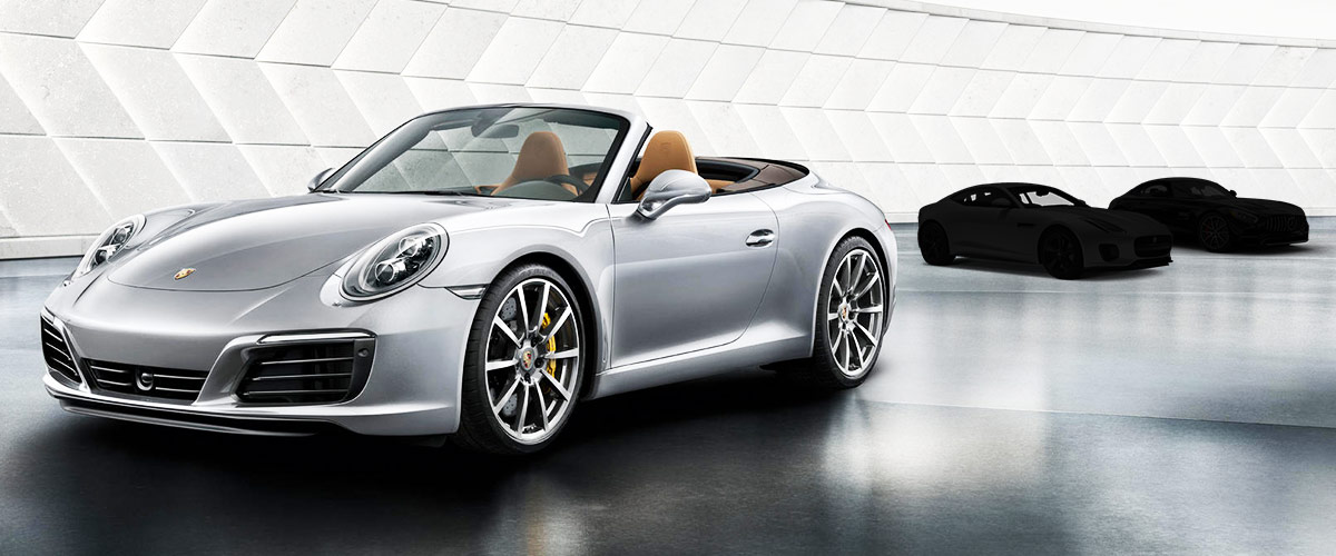 Trade In Your Lease For A New Porsche