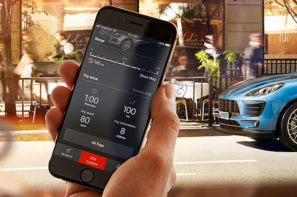 What Are The Porsche Connect Apps & Features?