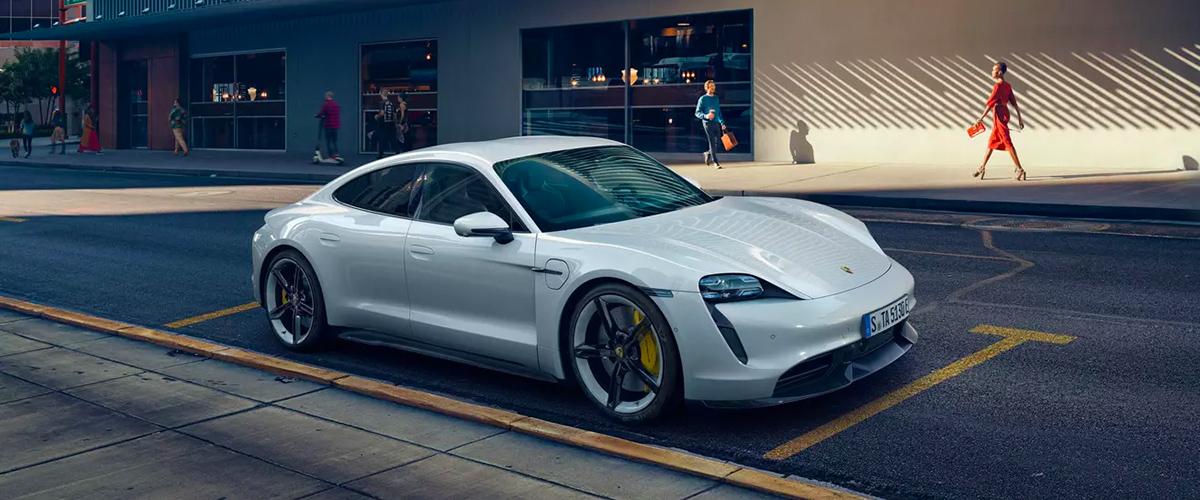 New 2020 Porsche Taycan Porsche Dealership Near Los Angeles Ca
