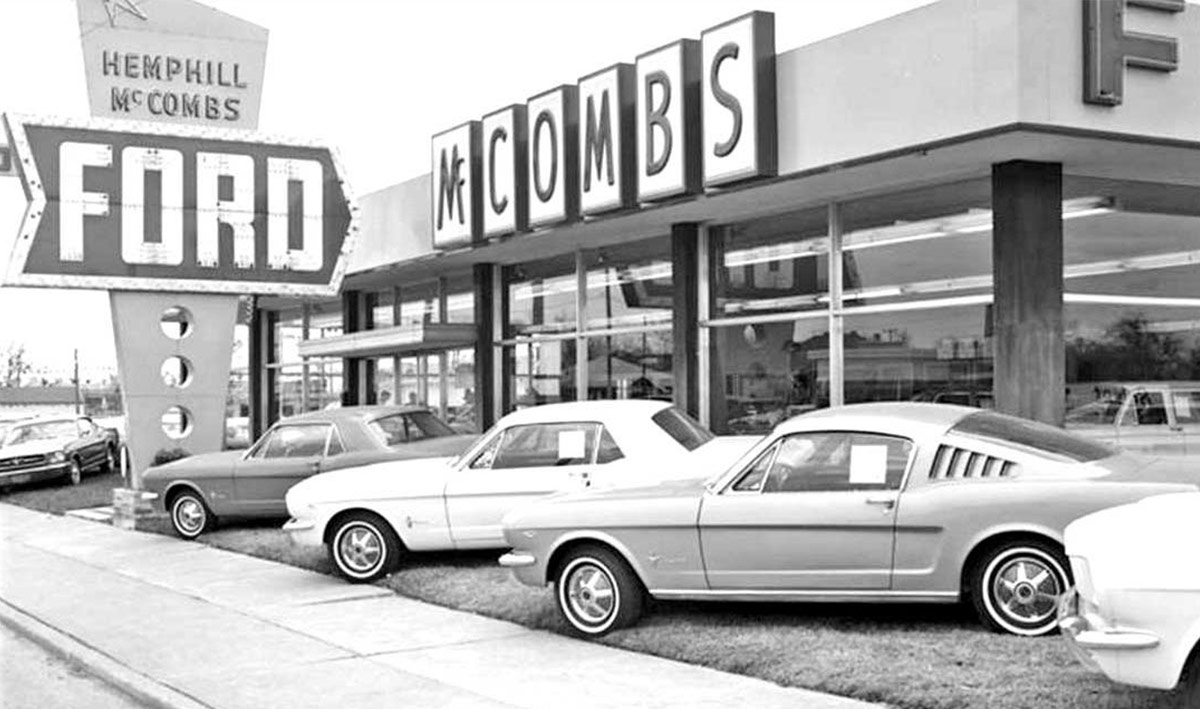 Learn More About Mccombs Ford West Ford Dealer In San Antonio Tx