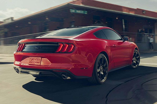 New 2019 Ford Mustang For Sale In San Antonio Tx