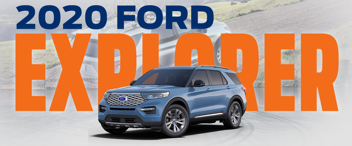 Ford Dealer San Antonio >> New 2020 Ford Explorer For Sale Near Me San Antonio Ford