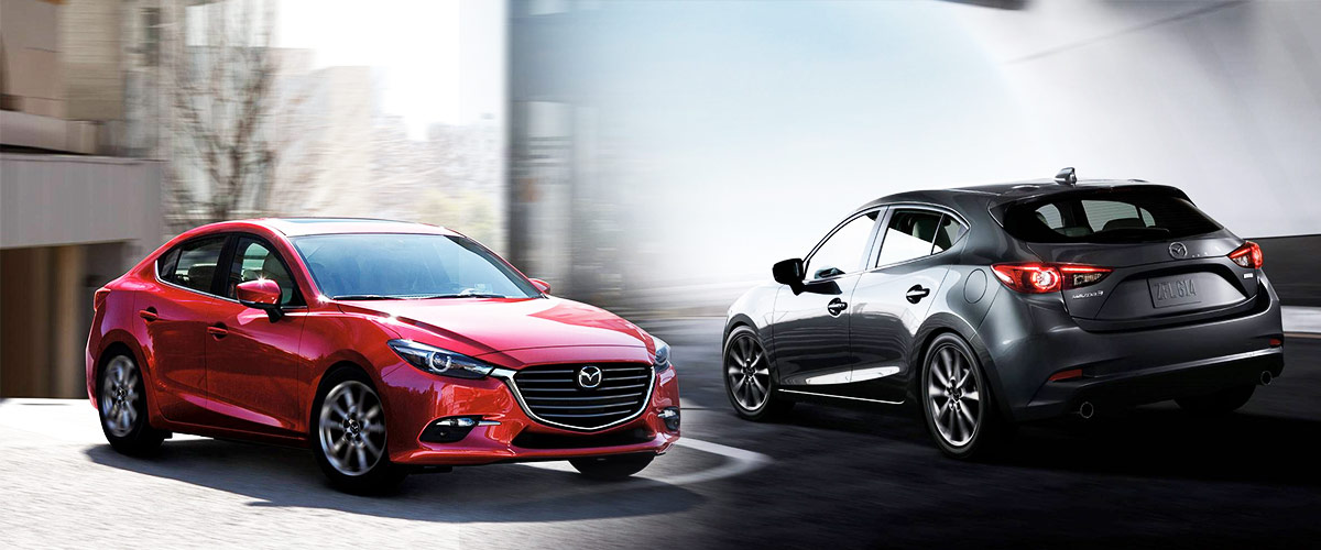 2018 Mazda3 header