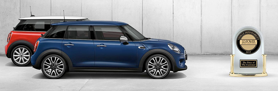 The 2018 MINI Cooper Hardtop 2 Door