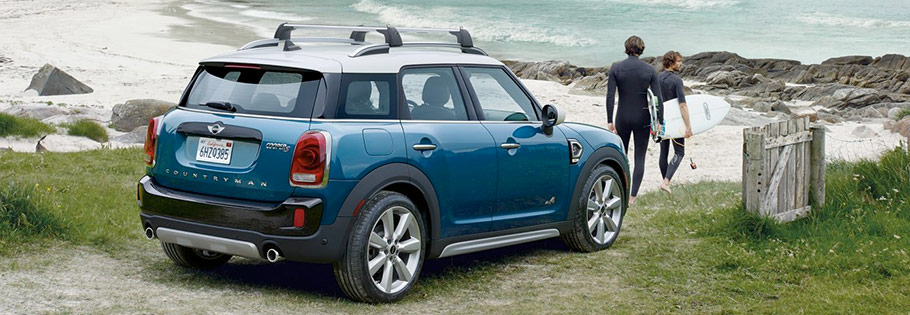 The 2018 MINI Cooper Countryman