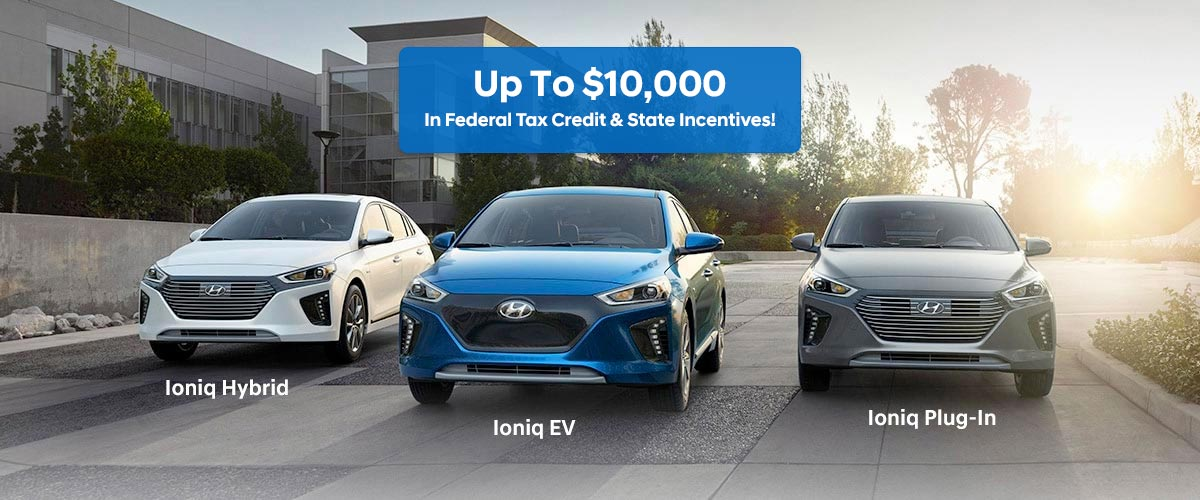 Which 2019 Hyundai Ioniq Is Right For You?