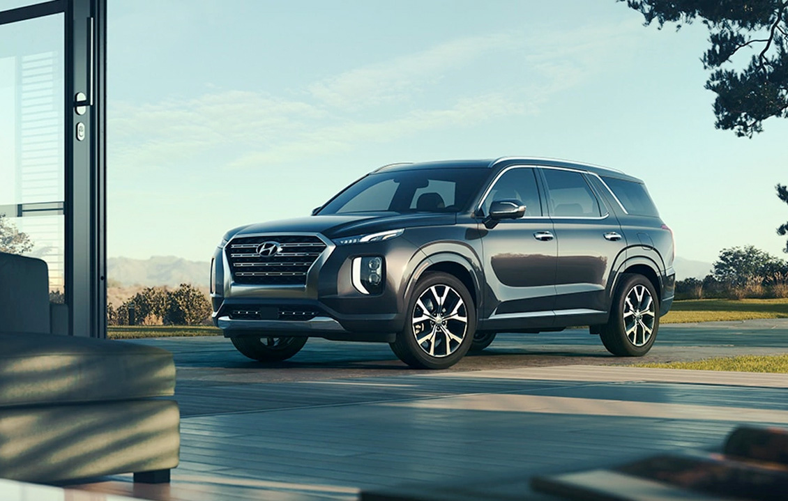 2019 Hyundai Palisade Coming Soon
