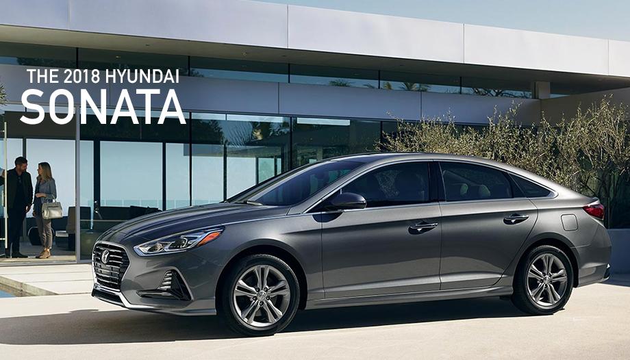 New 2018 Hyundai Sonata | Hyundai Dealership near Boston, MA