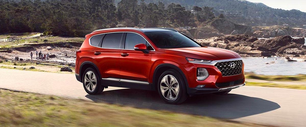 2019 Hyundai Santa Fe ...