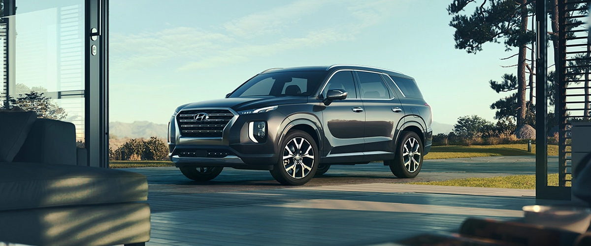 Discover The 2020 Hyundai Palisade header