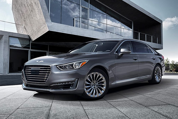 Buy or Lease a 2019 Genesis G90 near Me