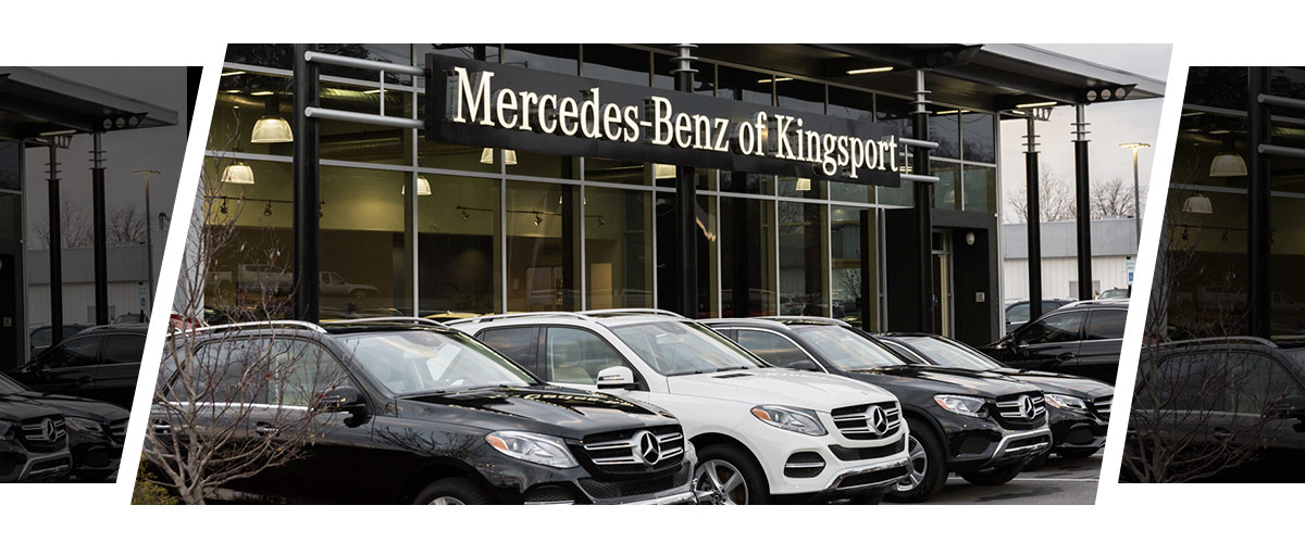 Why Buy From Mercedes-Benz of Kingsport? header