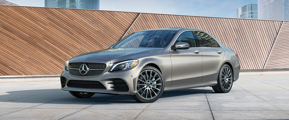 2019 Mercedes-Benz C 300 header