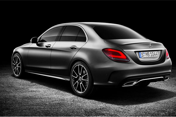 2019 Mercedes-Benz C-Class Specs & Safety