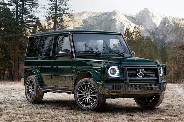 Finance a New 2019 Mercedes-Benz G-Class