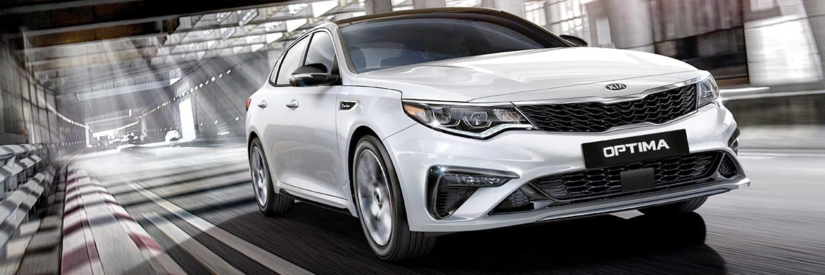 Compare the 2019 Kia Optima