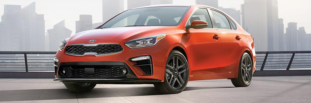 Compare the 2019 Kia Forte