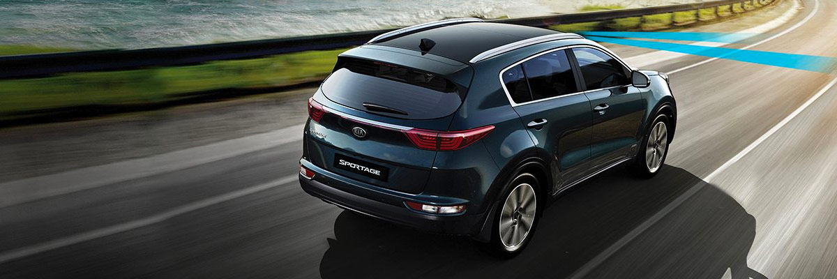 2019 Kia Sportage Engine Specs & Safety