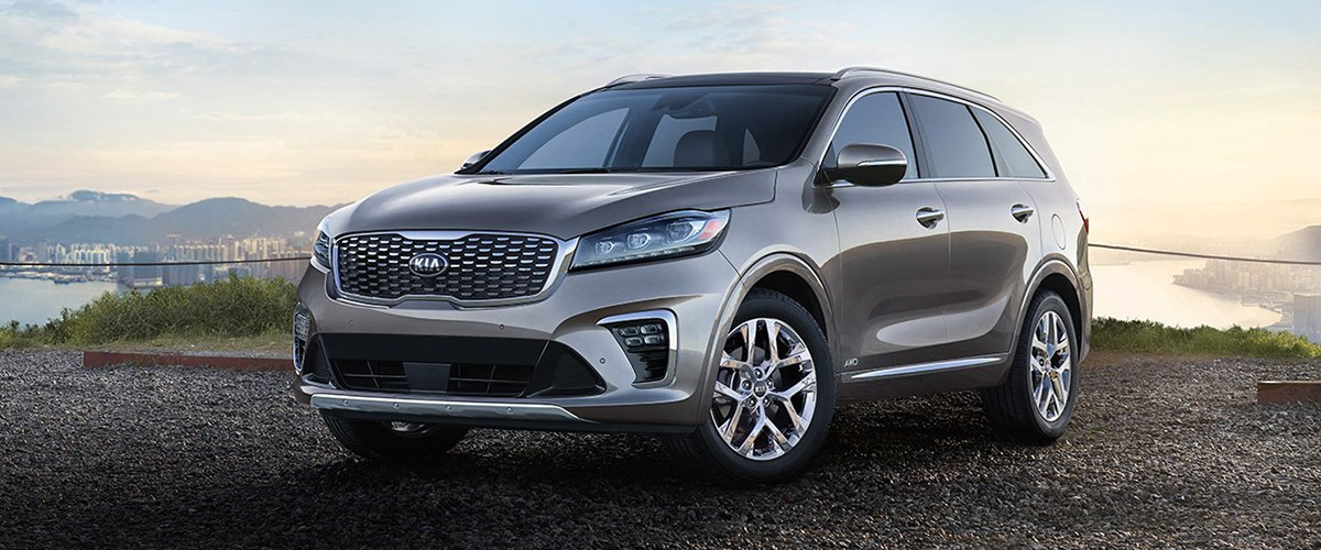 Compare 2019 Kia Sorento Suv Kia Suv Dealership In Raynham Ma