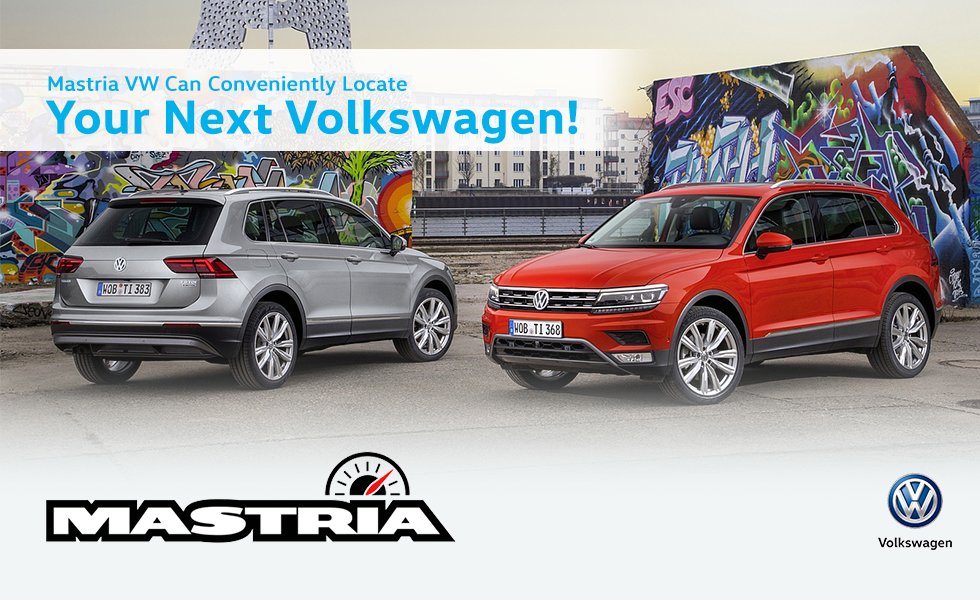 Locate Your New Volkswagen Volkswagen Dealership Near