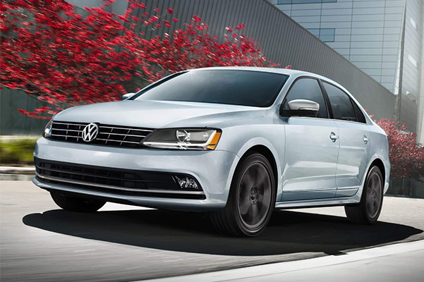 2018 Volkswagen Jetta Interior Features