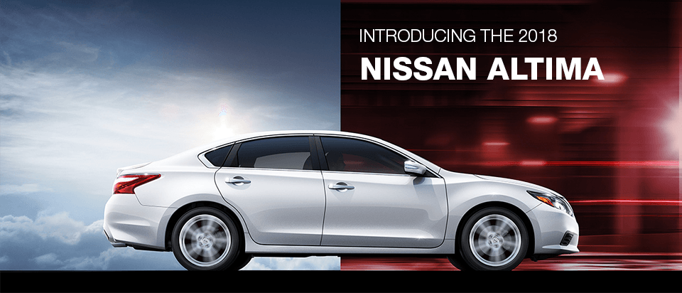 Introducing the 2018 Nissan Altima
