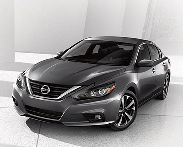 The 2018 Nissan Altima