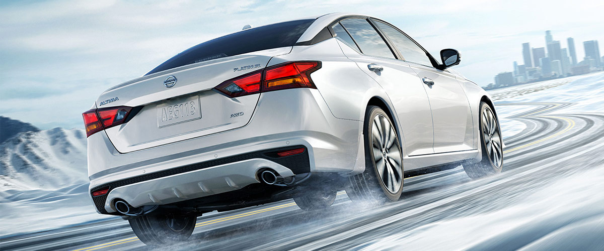 Intelligent All-Wheel-Drive Comes to Altima Header
